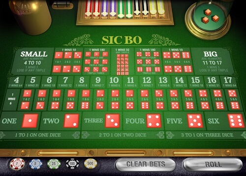 The Best Sic Bo Gambling Games in Australia