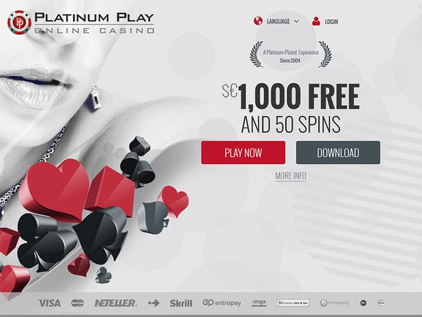 Mehr zu platinum play online casino.