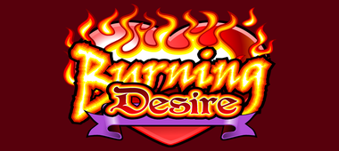 Play Burning Desire Pokies Online