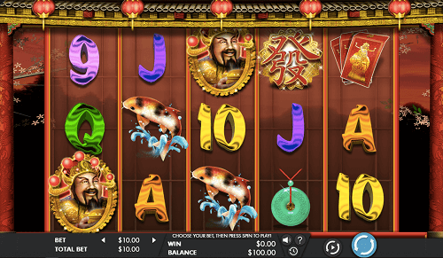 Caishen's Fortune Pokies Review