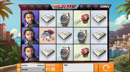 The Wild Chase Pokie Review